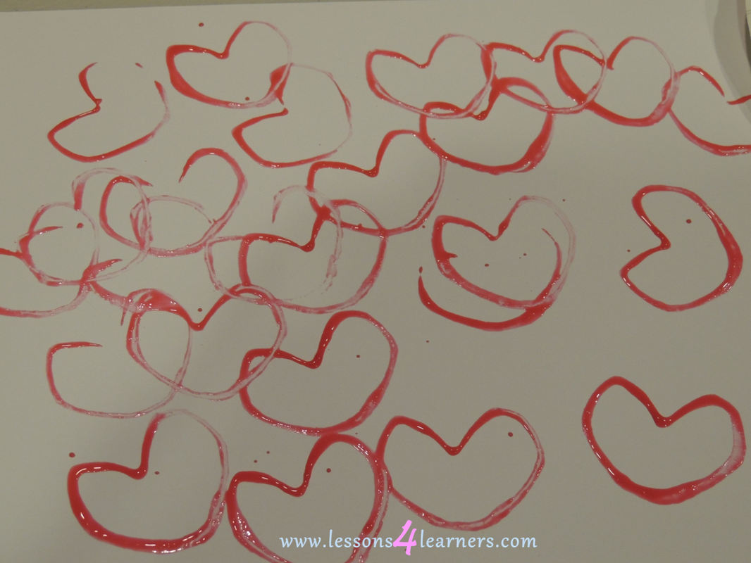Heart Stamping