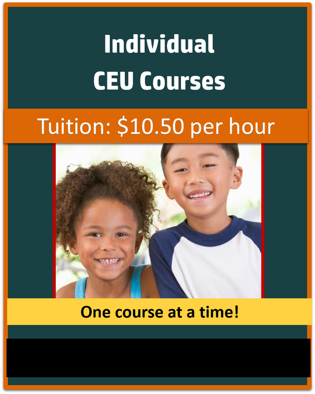 CDA Renewal - Online Child Care Courses